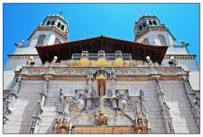 Hearst Castle by Beerends
