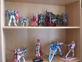 All of my figures by killer0178