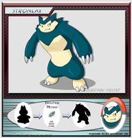 Alternative Evo:  STRONLAX by PEQUEDARK-VELVET