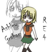 Ashley Re4 by Lisiuchiha