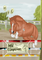 Myhorsez Competition by xSapience