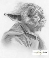 Yoda by nathanng