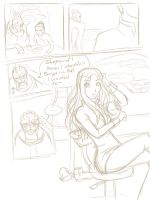 Mass Effect fan comic LOCKS 1 by Adre-es