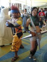 Mr. Wakka at Anime Matsuri 1 by ShinrajunkieCosplay