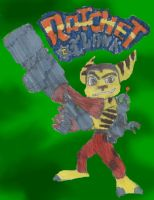 Ratchet and Clank 2 by SEBASTIEN11