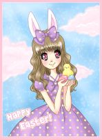 Easter Bunny Lolita by Amenoo