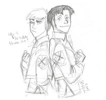SnK:SALUTE! by REMAINfaithful