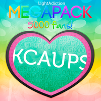 ++Mega Pack 5OOO En KCAUPS by LightAdiction