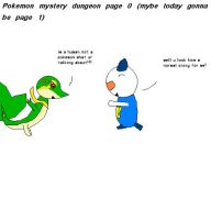 Page 0 Pokemon Mystery Dungeon by pkmnfanforever
