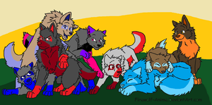 Now This Is Family by AvalaAdopts