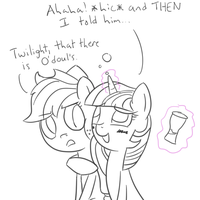 Tipsy Twilight by spicyhamsandwich
