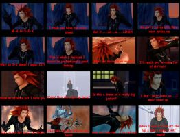 The Many Sides of: Axel by Happy-Emz