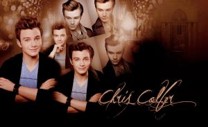 Chris Colfer by miu05