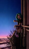 Before the Dawn by WanderingLola