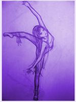 Ballet Dancer by MeliPeach-chan