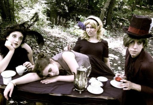 The Mad Tea Party 20 by NeverlandForever