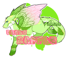 Spring Has Sprung :: Daelo Raffle! [[CLOSED]] 001 by SophiBarks