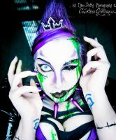 . creature queen . by Countess-Grotesque