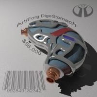 ArtiForg Stomach by LandoComando