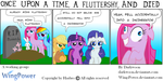 Once upon a time, a Fluttershy, and died by darkwoon