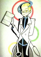Oh hey guys its Colress by SapphireStorm97