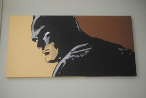 Batman Browns / Spraypaint by Joshfryguy