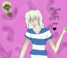 Marik...I hate you by iLoveIslaDeLDrama