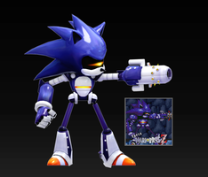 3-dized: Macha Sonic by JoeAdok