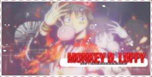 Monkey D. Luffy by Perfectionxanime
