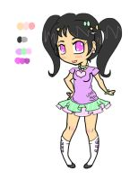 Casual Decora Adoptable: CLOSED by GangstaCakes