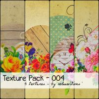 Texture Pack - 004 by ValuuEditions