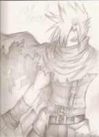 KH Cloud Strife by FrostyX999