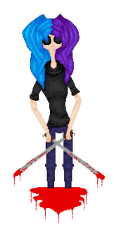 pixel annabell by FMMBadges