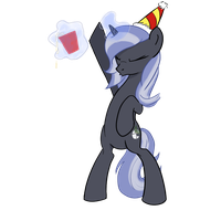 Partytime! by lunarapologist