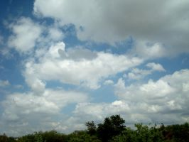 Clouds On 11.07.2012 (Gurgaon, India) by ss03101991