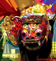 BALINESE BARONG by prie610