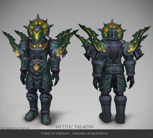 PaladinMythic by FirstKeeper