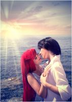 Ariel and Eric by Vaishravana