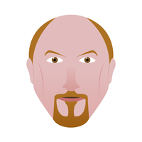 Louis C.K. by BaconALaCarte