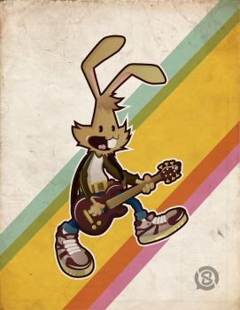 Rabbit Riff by SanAntonio501
