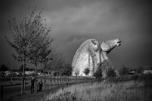 The Kelpies by Rajmund67