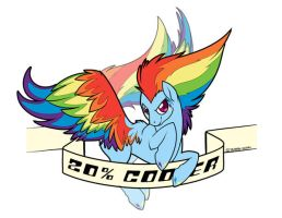 MLP - WeLoveFine - 20% MORE Rainbow by Temrin