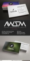 Classica Biz Business Card by KaixerGroup
