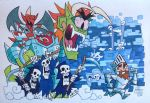 Ghouls 'n Ghosts by Chad73