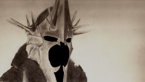 The Witch King of Angmar by kaiser89
