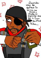 Demoman. by Kanjito4You