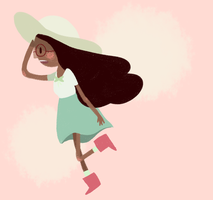 Connie by CerbysaurusRex