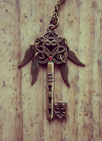 Dreamcatcher Key by MythicalFolk