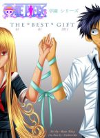 The Best Gift - Cover (One Piece AU) by renealexa-diary