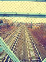 Train by corruptively